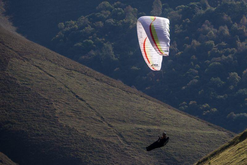 AirDesign Air Design AD HERO Paraglider Glider Wing & AirPack Size M 50 hours - extra images