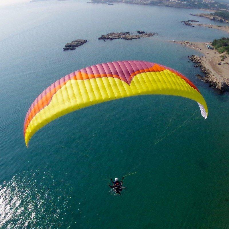 NEW Ozone MAGMAX PPG Tandem 2017 & Paramotor Wing - extra images
