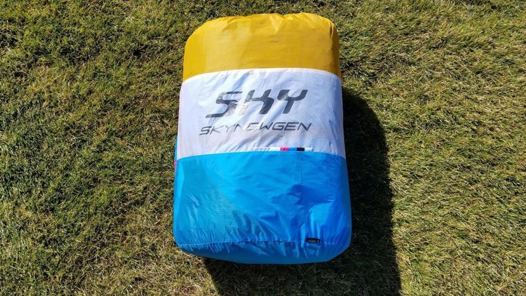 Sky-Anakis-3-Medium-paraglider   - extra images